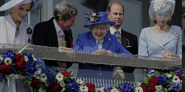 Queen Elizabeth Celebrated her Diamond Jubliee as a Queen in 2012