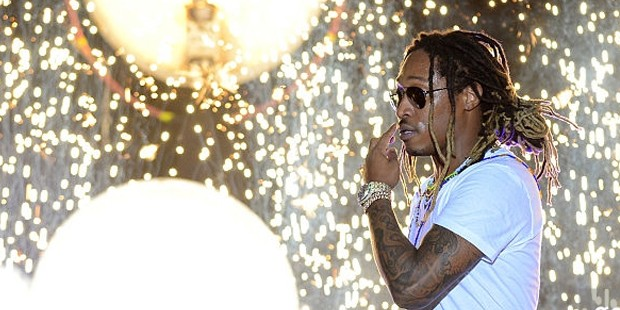 Future (rapper)  Performs at BET Hip Awards