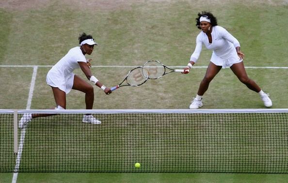 Venus Williams At Wimbledon 2008