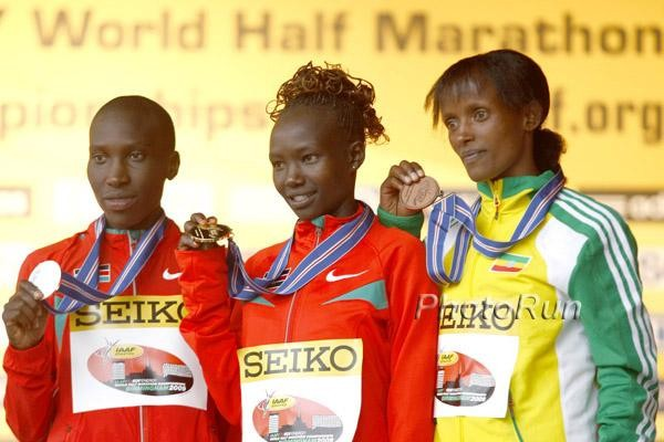 IAAF World Half Marathon Champion