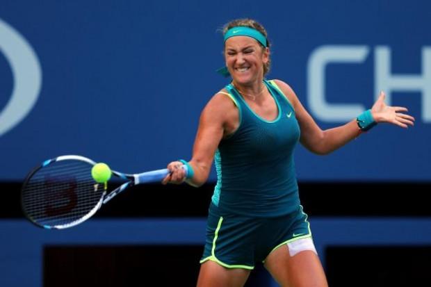 Victoria Azarenka at US Open 2015