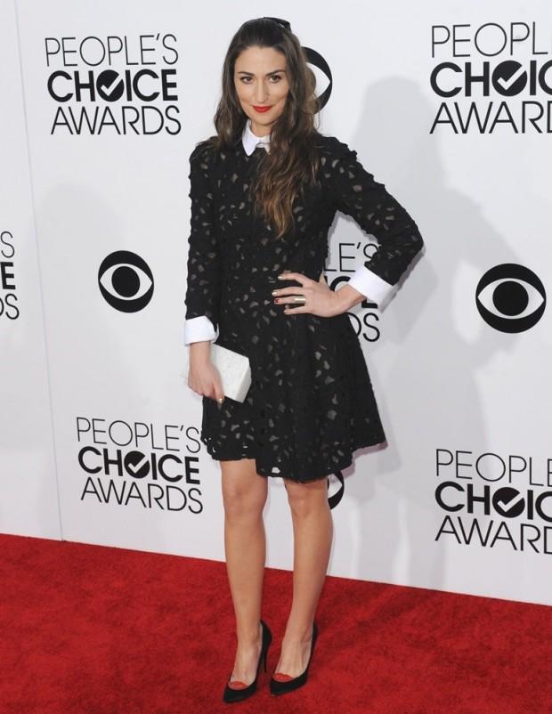 Sara at People's Choice Awards