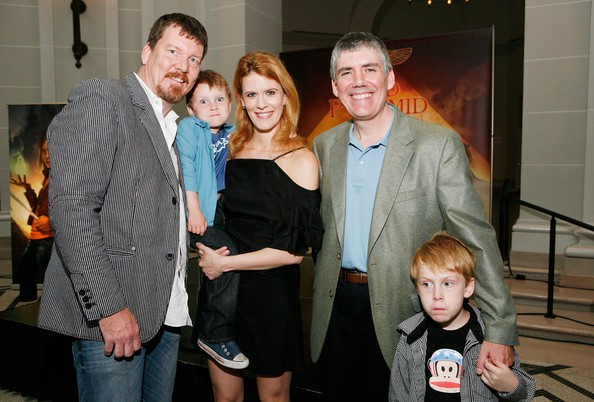 Rick Riordan and Alex McCord
