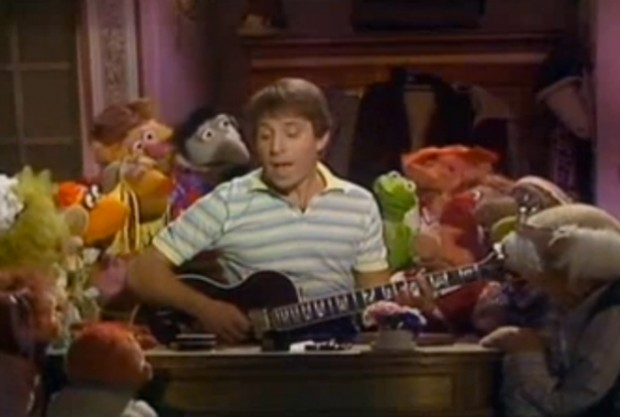 Paul Simon  In The Muppet Show