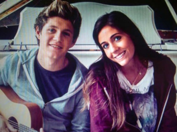 One Direction Niall Horan Girlfriend