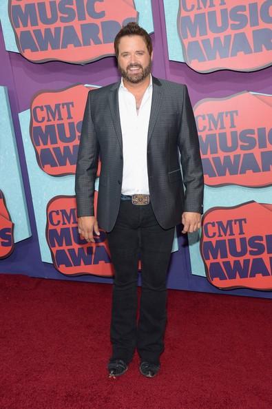 Randy Houser at CMT Awards