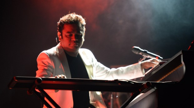 AR Rahman Performing in Los Angeles Concert