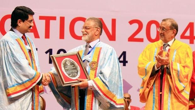 Kumar Mangalam Birla In BITS Pilani