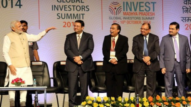 Adani at Global Investor Summit