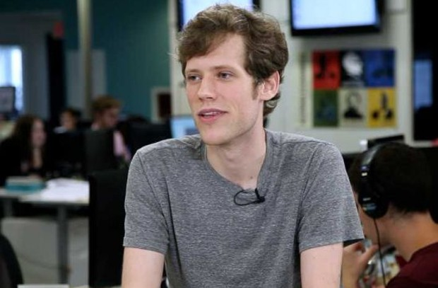 Christopher Poole 4Chan Founder