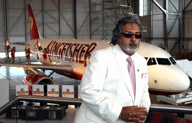 Vijay Mallya As Kingfisher Airlines Chairman