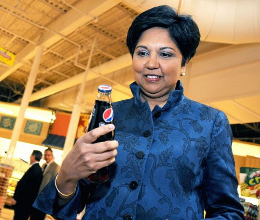 Indra Nooyi - 3rd Most Powerful Businesswoman