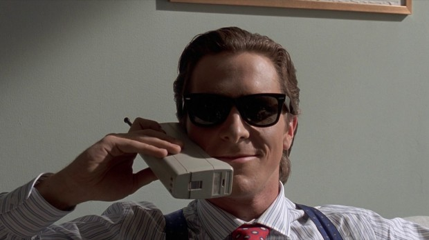 Christian Bale in American Psycho Movie