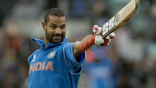 Shikhar Dhawan made 116 against Zimbabwe in the year 2013