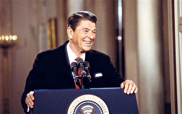 the success of ronald wilson reagan Ronald reagan — american president born on february 06, 1911, died on june 05, 2004 ronald wilson reagan was an american politician and actor, who served as the 40th president of the united states from 1981 to 1989.