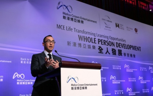 Lawrence Ho Speach At Whole Person Development Orogram