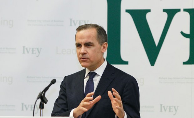 Mark Carney Presents the 2013 Thomas d Aquino Lecture