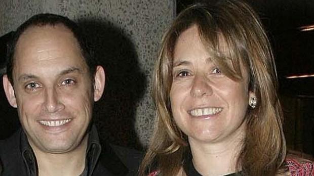 Raphael and Fiona Geminder