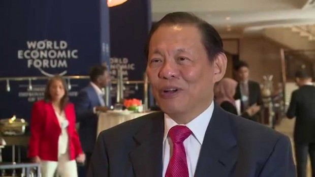 Sukanto Tanoto Thoughts on World Economic Forum on East Asia 2015