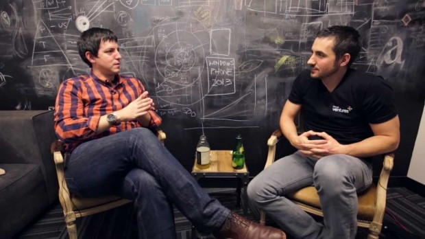 Dave Morin With Kevin Rose