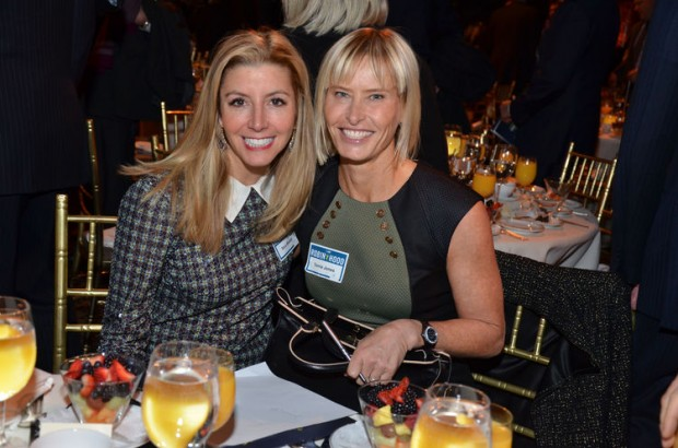Sara Blakely With Sonia Jones