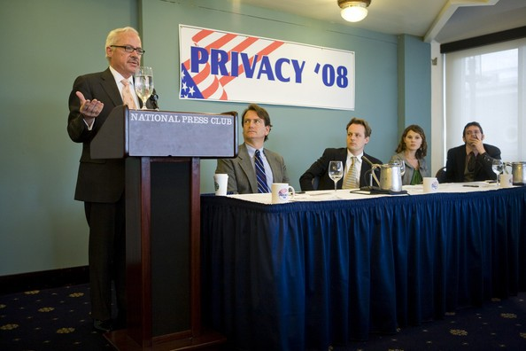 Bob Barr Speaks During Privacy