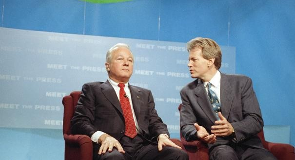 Edwin Edwards with David Duke