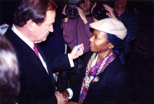Mildred Jefferson meets Pat Buchanan