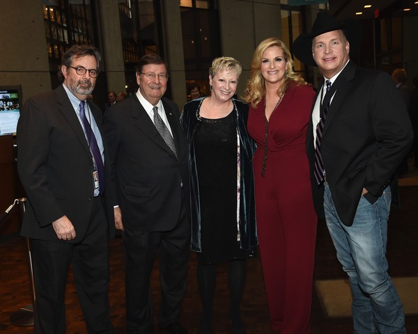 During The Country Music Hall of Fame 2015 Medallion Ceremony at the Country Music Hall of Fame