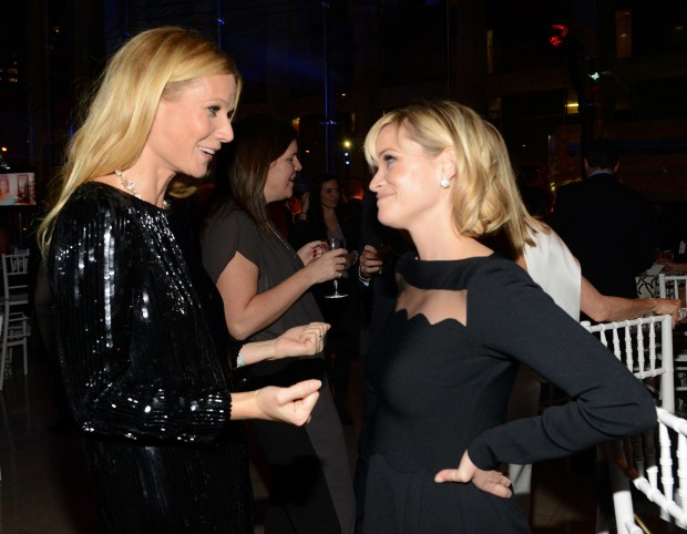 Gwyneth Paltrow and Reese Witherspoon