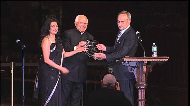 Manoj Bhargava at AIF NY Gala 2015