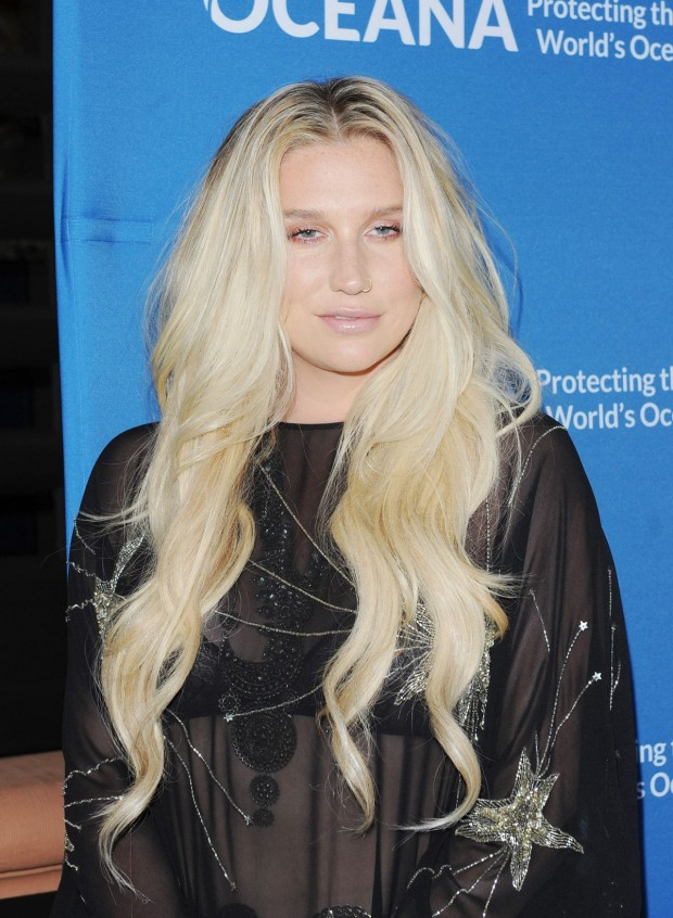 Kesha At Oceana Concert