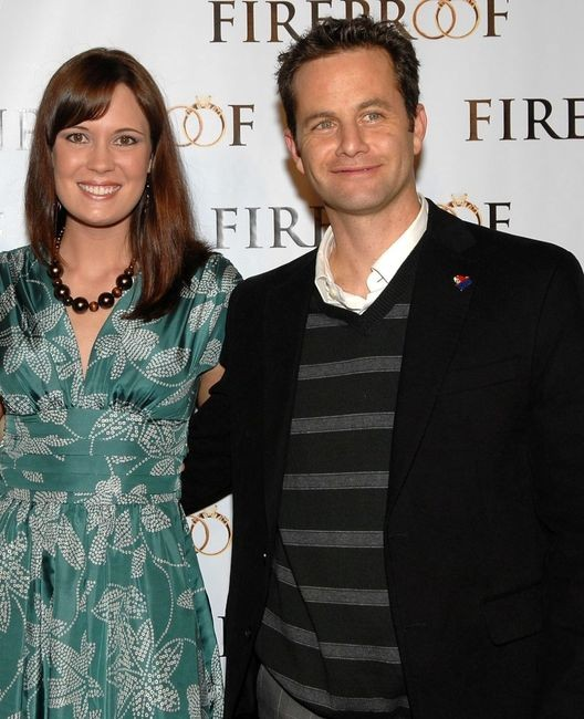 Erin Bethea And Kirk Cameron