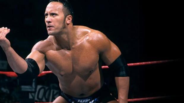 Rock in WWF