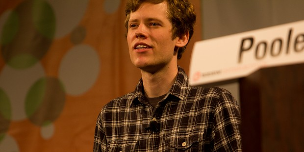 Christopher Poole At SxSW Conference