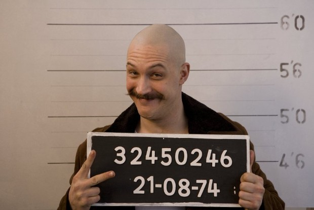 Tom Hardy in Bronson Movie