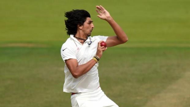 Ishant Sharma Bowling