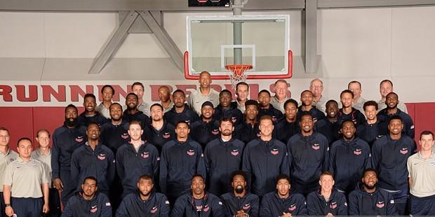 USA Basketball Mens National Team Training Camp