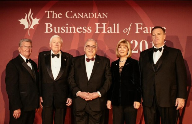 Norman Murray Edwards At Business Hall of Fame