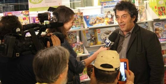 Sandro Veronesi Media Interview
