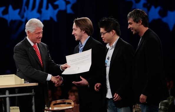Luminaries Gather For Clinton Global Initiative Annual Meeting