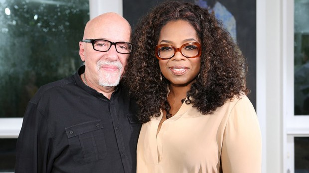 Oprah is joined by Paulo Coelho