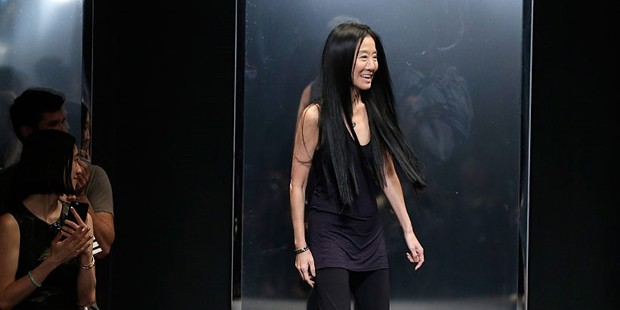 Vera Wang At New York Fashion Week