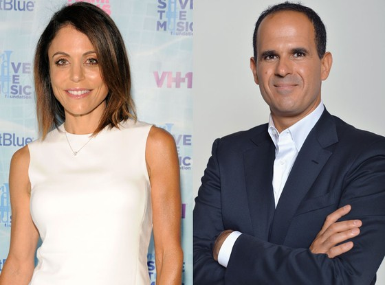 Marcus Lemonis Secretly dating Bethenny Frankel