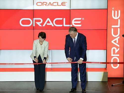 Opening Of Oracle in Romania