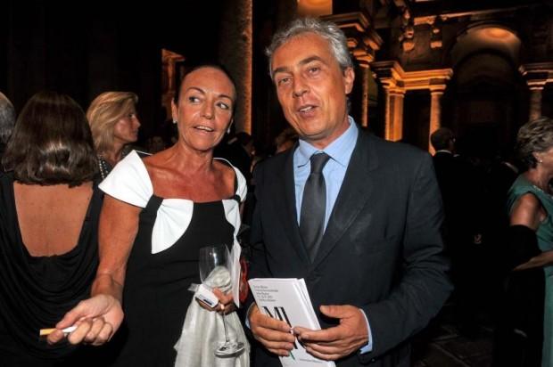 Beria Dargentune With Stefano Boer