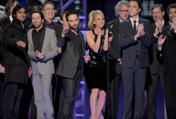 All the Cast members from The Big Bang Theory
