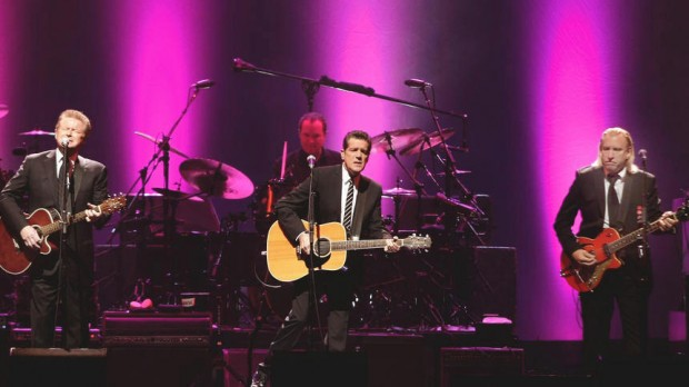 Glenn Frey performance with The Eagles in 2009