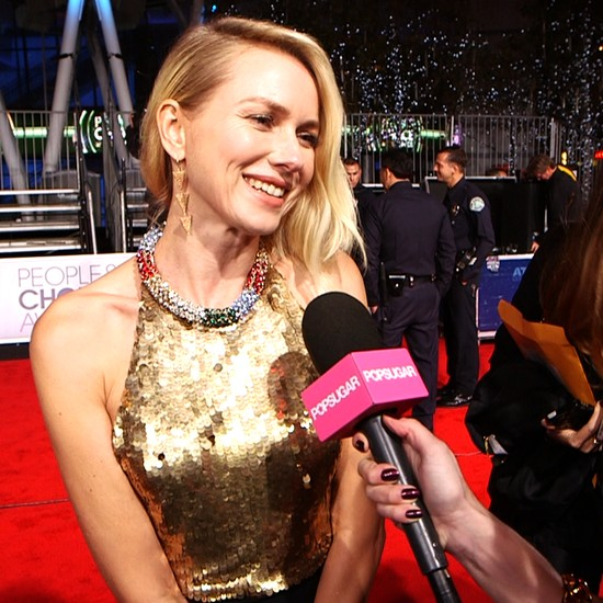 Naomi Watts At People Choice Awards