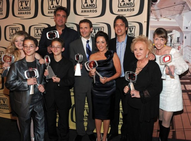 Ray Romano with 'Everybody Loves Raymond' Cast at TV Land Impact Awards